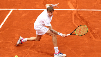 Kyrgios trükkjével a Garroson is hintába teszik a sztárokat