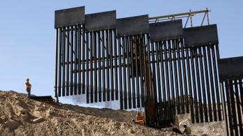 Trump brutális vámon keresztül fizetteti meg Mexikóval a kerítést
