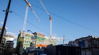 Ismét durván húzta a GDP-t az építőipar