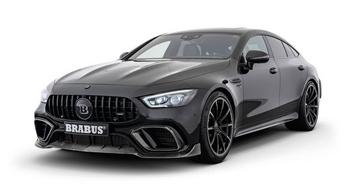 Brabus 800: 300 felett száguldó Mercedes