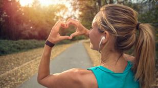 Másmilyen lesz a szíved, ha úszol, mint ha futsz