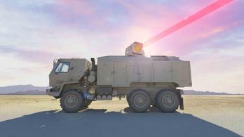 Indul az új amerikai lézerprogram: megvannak a szállítók