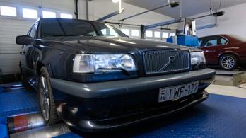 Totalcar Erőmérő: Volvo 850 R – 1996.