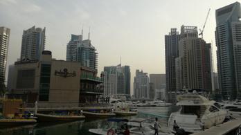Dubaj, a nyaralások Balaton Soundja
