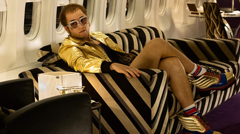 Kivágták a szexjeleneteket Elton John életrajzi filmjének orosz változatából