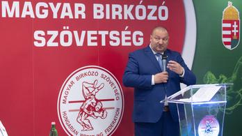 Egyhangú szavazással maradt Németh Szilárd a birkózóelnök