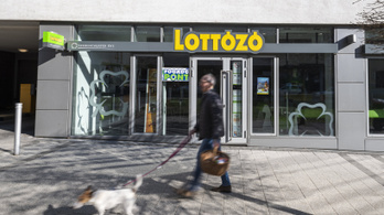 Kevesebbet lottóznak a magyarok, mégis nőtt a Szerencsejáték Zrt. profitja