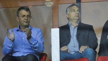 Kifizette Orbán luxusrepülőzését, 14 milliárdot kaszált a cégeivel tavaly