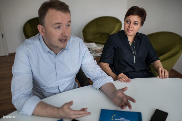 Wirsching Viktória és Sebián-Petrovszki László