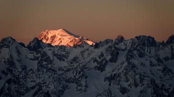 Korlátozzák a Mont Blanc hegymászóit