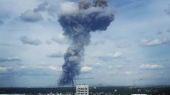 Két robbanás volt Dzerzsinszkben, a világ egyik legszennyezettebb városában