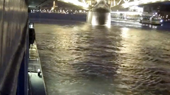 Boat crash on the Danube: New video shows cruiser Sigyn stopping and backing up after collision