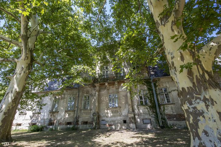 A geszti Tisza-kastély