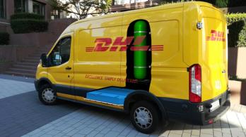 Hidrogénhajtással kísérletezik a német posta