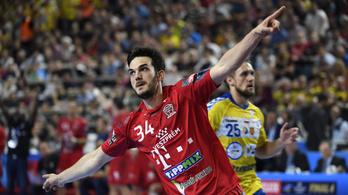 Szédületes meccsen BL-döntős a Veszprém