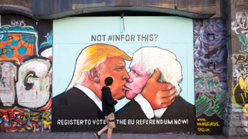 Trump szerint Boris Johnson kiváló vezető lenne