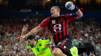 Hétgólos előnyről bukott a Barcelona, a Vardarral BL-döntőzik a Veszprém