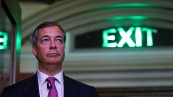 Trump: Nigel Farage-ot be kellene vonni a brexit-tárgyalásokba