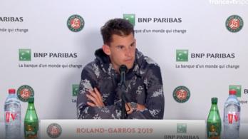 Kidobták az osztrák teniszezőt, mert jött Serena