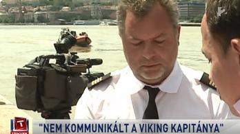 TV2: Nem figyelmeztette a Viking kapitánya a Hableányt