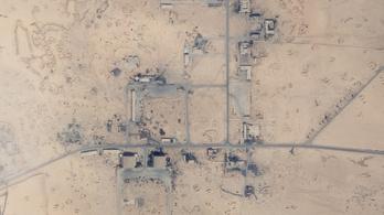 Újabb izraeli rakétatámadás érte Szíriát
