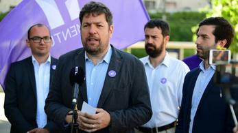 Kerpel-Fronius: Ma a Momentum képviseli a polgári Magyarországot