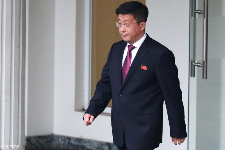 Kim Hjokcsolról készült kép 2019. február 23-án