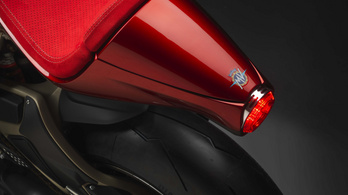 Mindössze 300 készül az MV Agusta Superveloce 800-ból