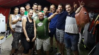 Csapatbemutatkozó: Szkaliczki Scooter Team