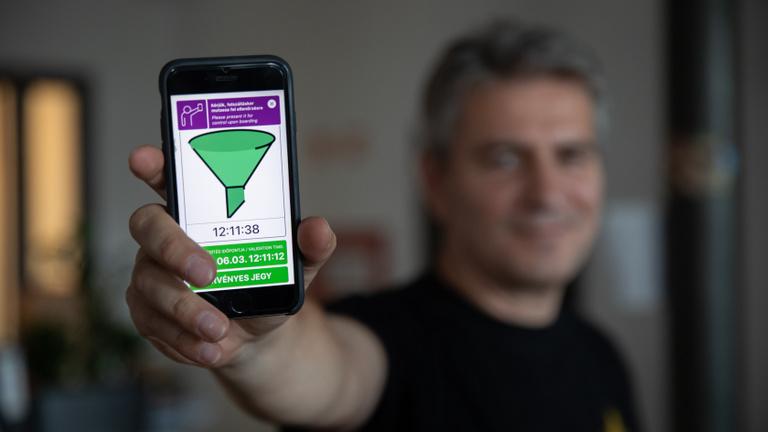 Elsőként teszteltük élesben az új BKK-mobiljegyet