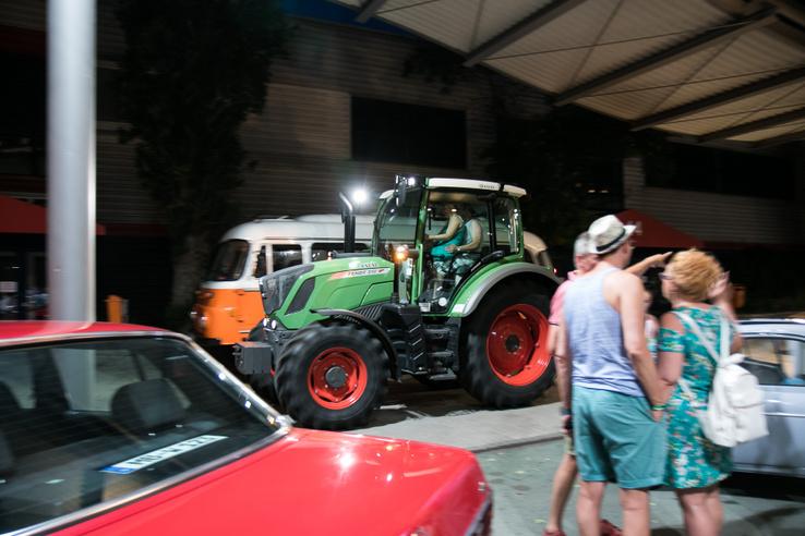 Fendt traktor az Axiál jóvoltából – a gyerekek legalább annyira imádták, mint az autókat