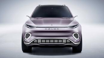 Megújul a Mercedes kínai villanyautó-márkája