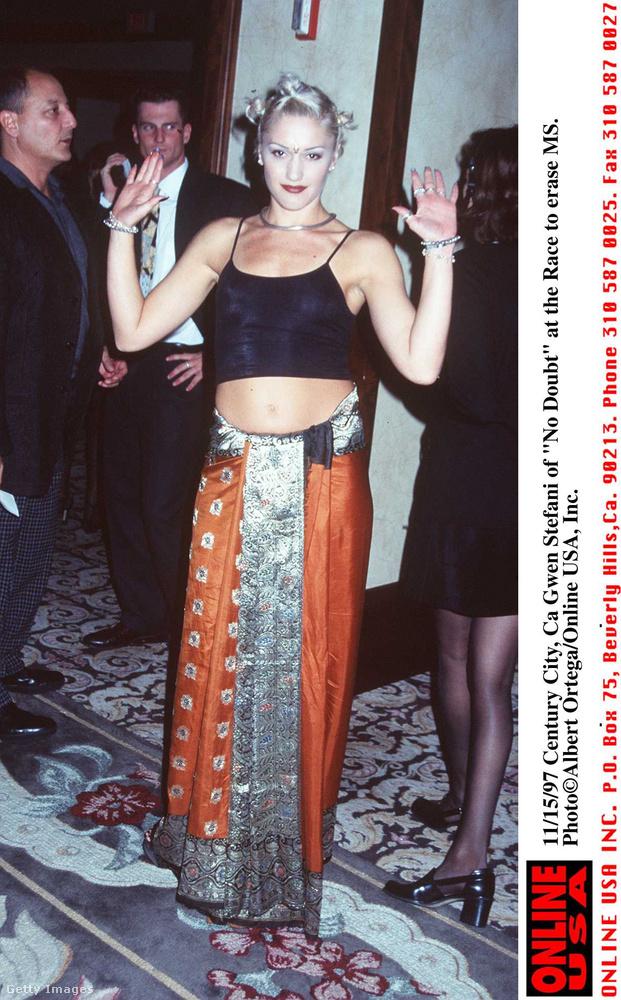 Ezek a képek 1997-ben, azaz több, mint 20 évvel ezelőtt készültek róla.