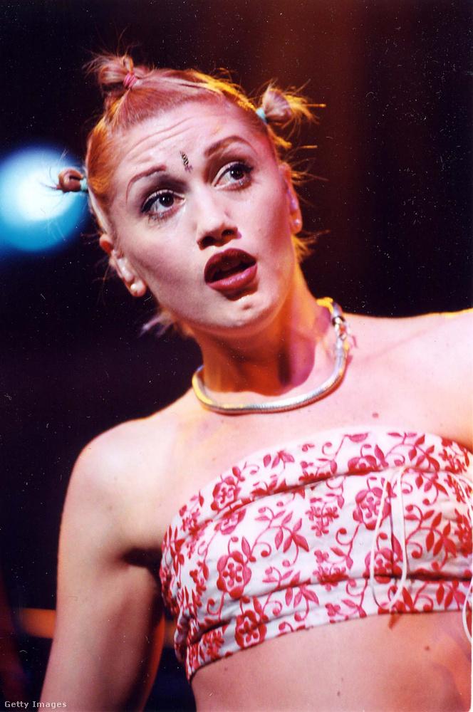 Gwen Stefaninak!