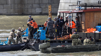 Deadly boat crash on the Danube: Divers forbidden from entering shipwreck despite plea from South Korean Defence Attaché
