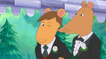 A melegházasságos rajzfilmet a tévé helyett egy templom vetíti le