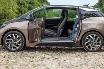 TESZT: BMW I3 (120 AH)