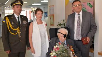 Meghalt Szemjon Rosenfeld, a sobibóri haláltábor egyik utolsó túlélője