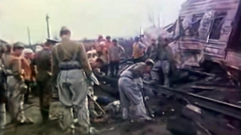 Az orosz vasút legnagyobb tragédiájáról nem a vasút tehetett