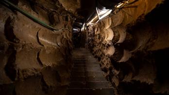 22 emelet mélyre fúrt alagutat találtak Izrael és Libanon között