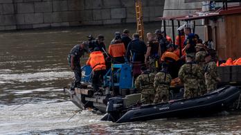 A hajóbaleset kilencedik áldozataként azonosították a hétfőn kiemelt nőt