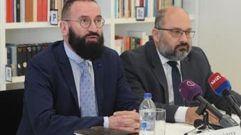 Népszava: Szájer József újra a néppárti EP-frakció alelnöke lehet