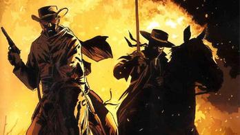 Közös filmben szerepelhet Django és Zorro