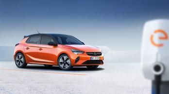 Opel Corsa; Corsa-e; Grandland X PHEV. Illetve a távlatok 2024-ig, belső infókkal