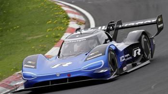 A VW-é az új elektromos rekord a Nürburgringen
