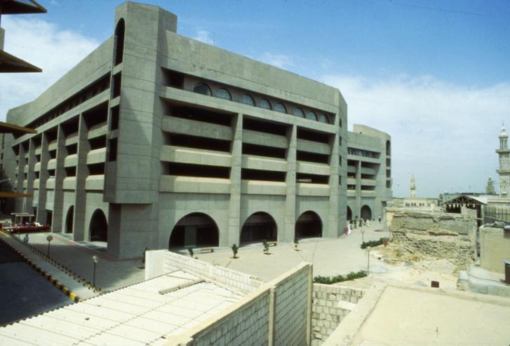 A parkolóház