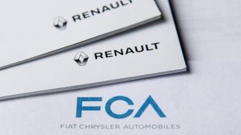 Franciaországon bukhat el a Fiat Renault egyesülés