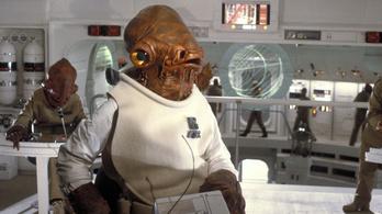 Megalázta Ackbar admirálist a Star Wars rendezője