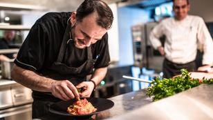 Igazi olasz séf mutatja meg, hogy készül a tészta és a pizza