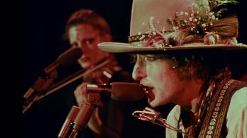 Scorsesének még Bob Dylan is megnyílt